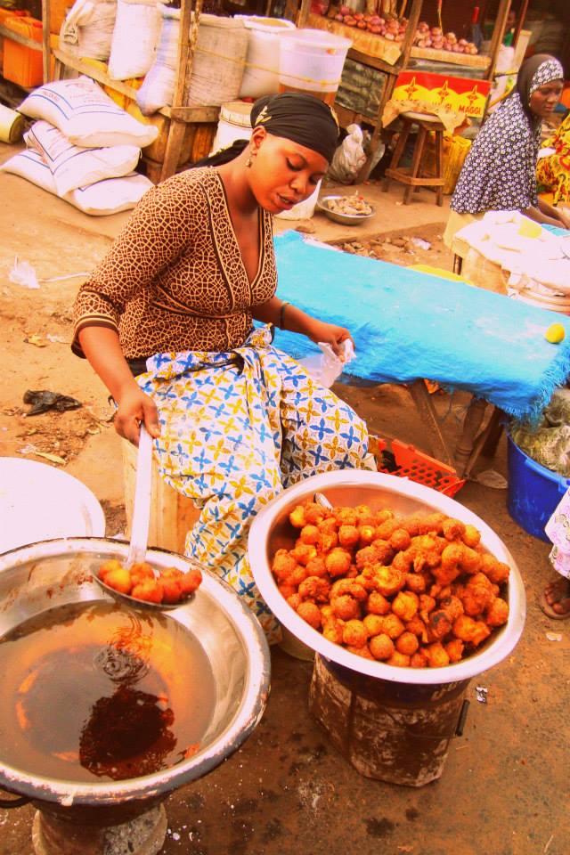 Pancakes Gambia