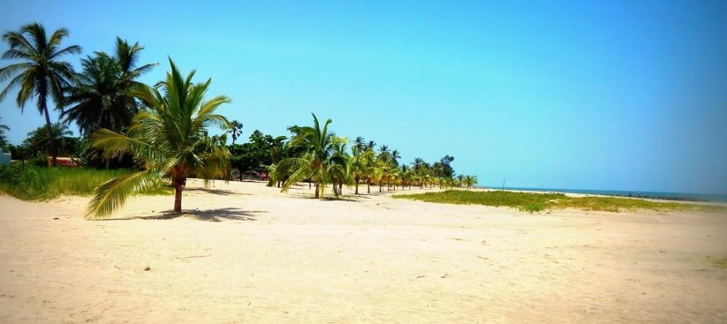 Beach Gambia
