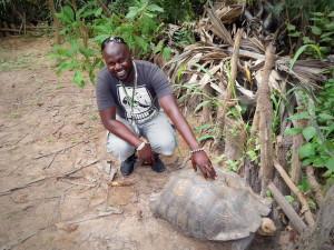 Reptile Farm Gambia
