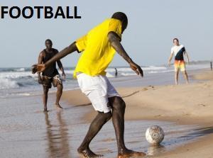 Football Gambia
