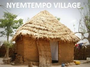 Nyemtempo village
