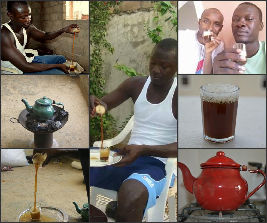 Attaya Gambia
