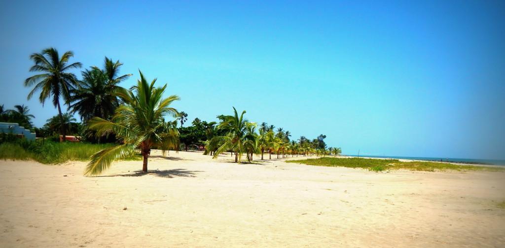 Paradise Beach Gambia